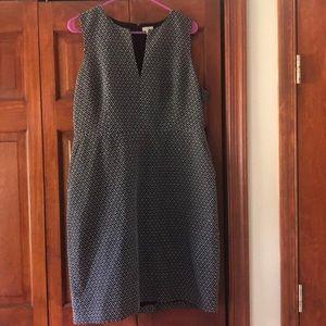 Size 14 Jcrew Dress